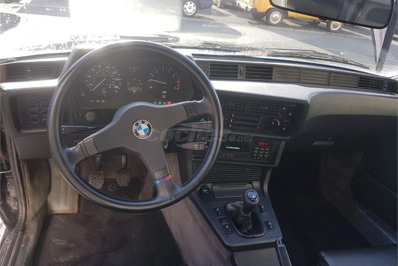 BMW Serie 6 M635CSI 2p.