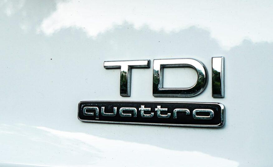 AUDI Q3 2.0 TDI QUATTRO S-TRONIC 150